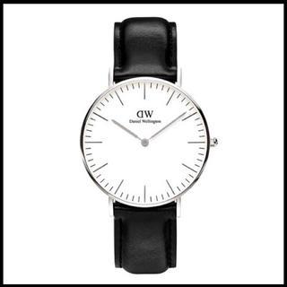 ダニエルウェリントン(Daniel Wellington)のダニエルウェリントン DW クラシック シェフィールド クォーツ 腕時計 メンズ(腕時計(アナログ))