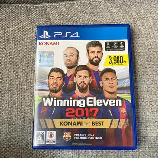 プレイステーション4(PlayStation4)のウイニングイレブン2017(KONAMI THE BEST) PS4(家庭用ゲームソフト)