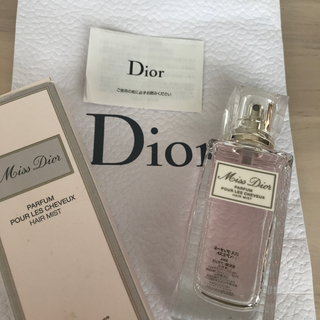 Christian Dior - Dior  ミスディオール ヘアミスト