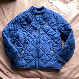 POLO RALPH LAUREN - 【ラルフローレン】キルティングジャケット110 上着 コート