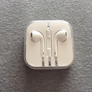 Apple - アイフォン付属イヤホン