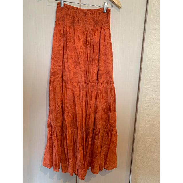 goa(ゴア)のgoa カスレネイティブ柄 レディースのスカート(ロングスカート)の商品写真