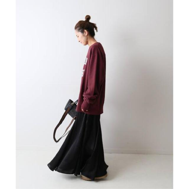 FRAMeWORK(フレームワーク)の高山 都×FRAMeWORK】 スカート レディースのスカート(ロングスカート)の商品写真