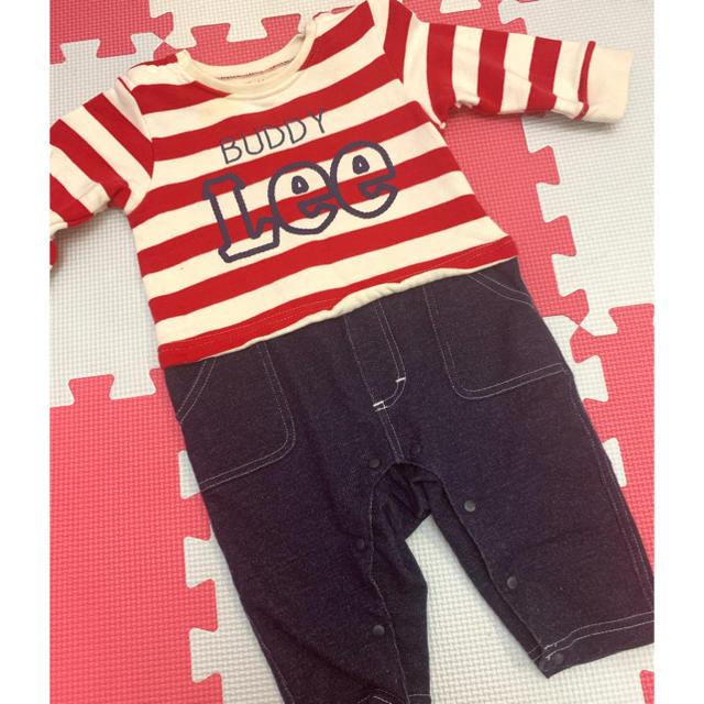 Lee(リー)のLeeロンパース キッズ/ベビー/マタニティのベビー服(~85cm)(ロンパース)の商品写真
