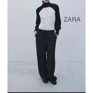 ザラ(ZARA)の【新品・未使用】ZARA ニット アームウォーマー(ニット/セーター)