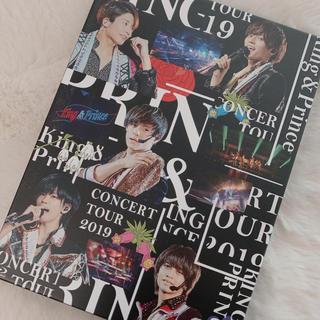 Johnny's - King&PrinceConcertTour2019初回限定盤