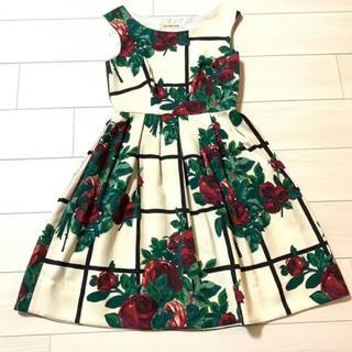 STRAWBERRY-FIELDS - 薔薇ワンピース