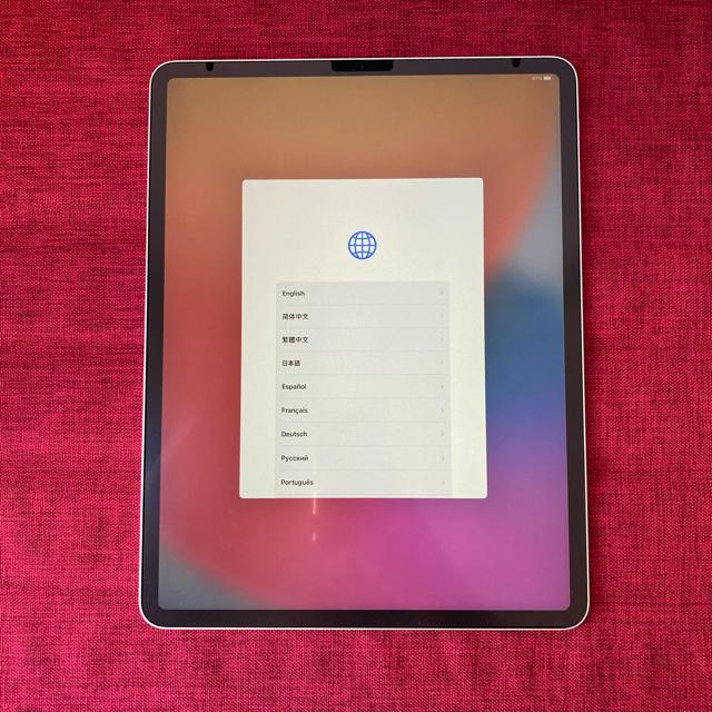 Apple(アップル)のiPad Pro 12.9 128GB Wi-Fi 第4世代 スマホ/家電/カメラのPC/タブレット(タブレット)の商品写真
