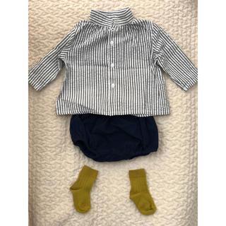 キャラメルベビー&チャイルド(Caramel baby&child )のcaramel baby and child 3点セット(シャツ/カットソー)