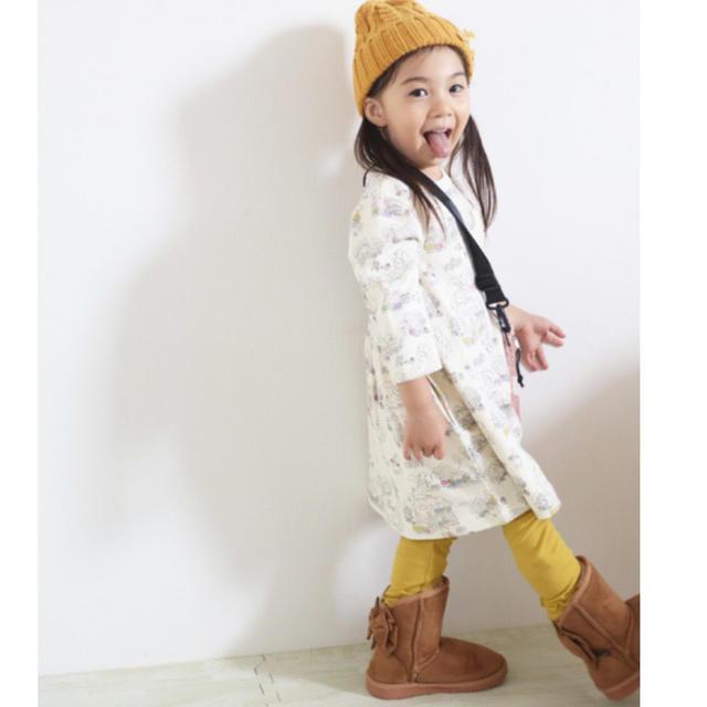 KP(ニットプランナー)のKP ニットプランナー ワンピース キッズ/ベビー/マタニティのキッズ服女の子用(90cm~)(ワンピース)の商品写真