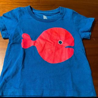 Design Tshirts Store graniph - グラニフ きんぎょがにげた Tシャツ 90