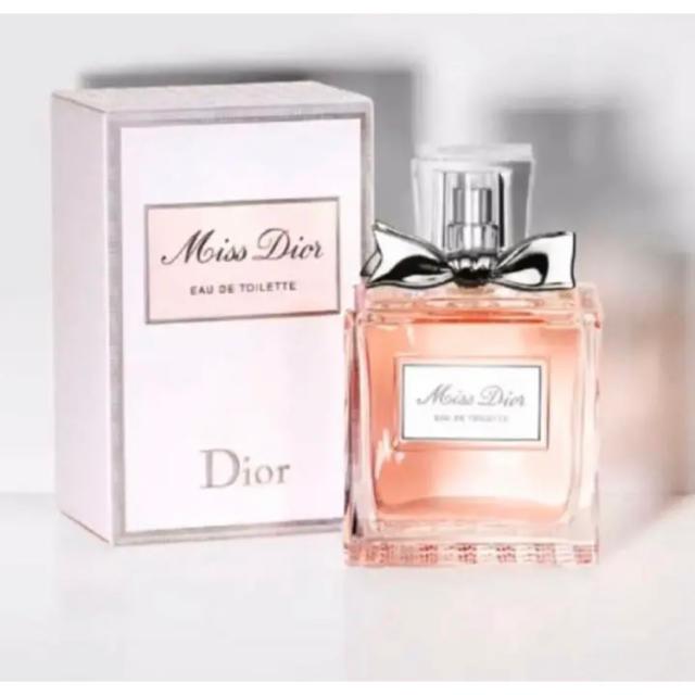 Dior(ディオール)のミスディオール  オードゥトワレ コスメ/美容の香水(香水(女性用))の商品写真