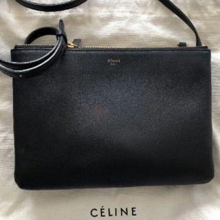 celine - CELINE セリーヌ トリオ バッグ