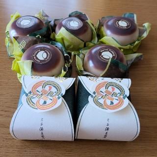源吉兆庵 御前栗とマロンプリン(菓子/デザート)