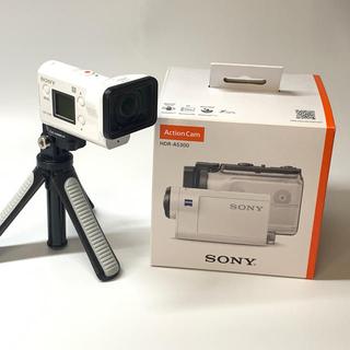 SONY - SONY HDR-AS300アクションカム