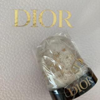 Christian Dior - DIOR ディオール スノードーム クリスマス限定 ノベルティ