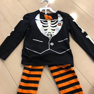 ハロウィン衣装90サイズ(衣装一式)