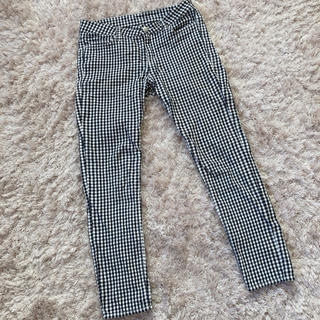 heather - 今週限定 check pants