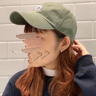 Lee - Lee ロウキャップ ツイル コットン リー カーキ オーバーライド