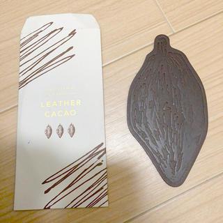 ツチヤカバンセイゾウジョ(土屋鞄製造所)の土屋鞄 ノベルティ レザーコースター(テーブル用品)