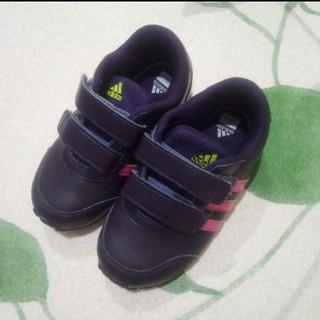 adidas - adidas☆キッズスニーカー 15cm マジックテープ