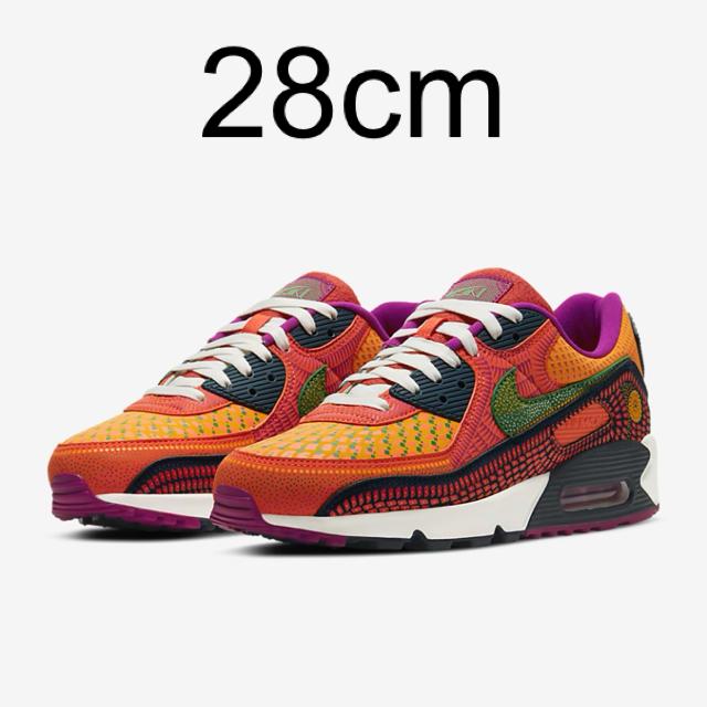 NIKE(ナイキ)のAIRMAX90 SE メンズの靴/シューズ(スニーカー)の商品写真