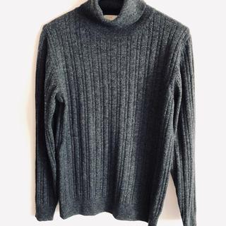 ユナイテッドアローズ(UNITED ARROWS)のユナイテッドアローズ タートルネックセーター Mサイズ(ニット/セーター)
