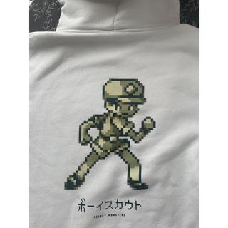ポケモン - 【超希少】ポケットモンスター ZOZO コラボ パーカー