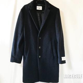 RAGEBLUE - 【RAGE BLUE】 AUSTRALIAN MERINO WOOL コート