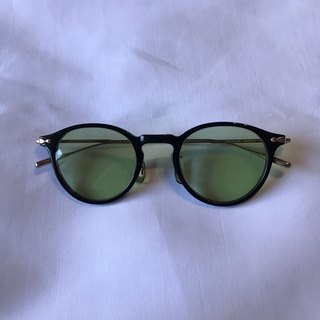 Ayame - 美品 oliverpeoples alderson コンビ カラーレンズ