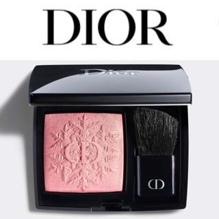 Dior - Dior  ディオールスキン ルージュ ブラッシュ<ゴールデン ナイツ>