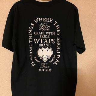 W)taps - WTAPS イーグル エンブレム ロゴ Tシャツ HERALDRY