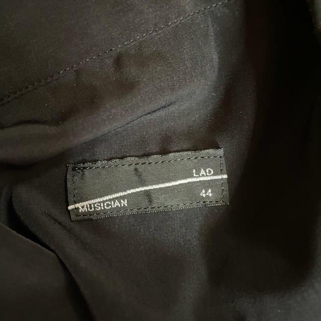 LAD MUSICIAN(ラッドミュージシャン)のlad musician 19aw BIG SHIRT メンズのトップス(シャツ)の商品写真