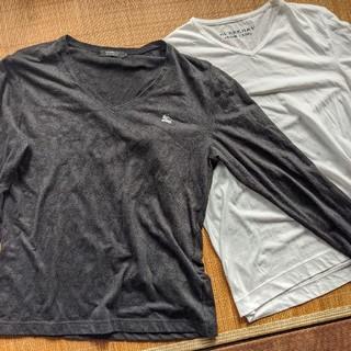 バーバリーブラックレーベル(BURBERRY BLACK LABEL)のバーバリーブラックレーベル 2 Mサイズ(シャツ)