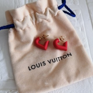 LOUIS VUITTON - ルイヴィトン ピアス ハート