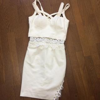 アン(an)のan ホワイト(ナイトドレス)