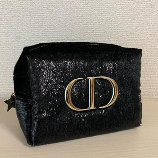 Dior - ☆ディオール クリスマスオファーポーチ&おまけのリボン