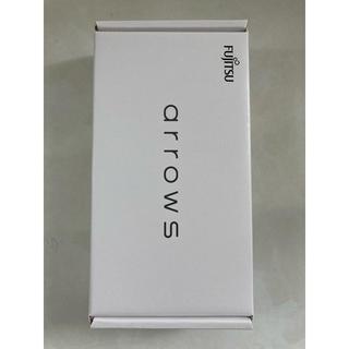 【新品未開封】arrows RX 32GB ブラック おサイフケータイ 防水防塵