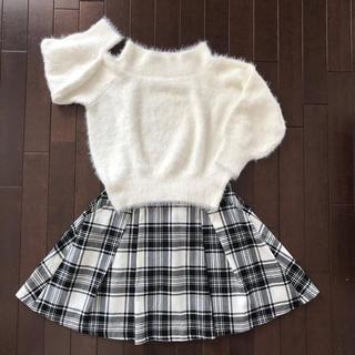 repipi armario - ニット スカート  キッズサイズ150〜160