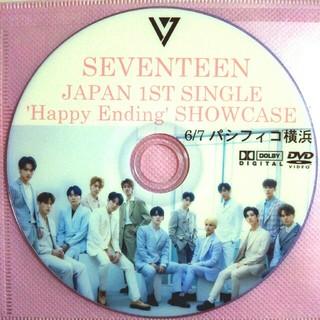SEVENTEEN Happy Ending SHOWCASE DVD