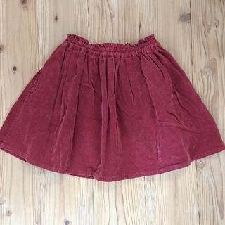 ベルメゾン - コーデュロイ スカート 140cm キッズ 女の子
