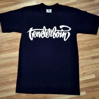 テンダーロイン(TENDERLOIN)のテンダーロイン 筆記体 Tシャツ キムタク 人気(Tシャツ/カットソー(半袖/袖なし))