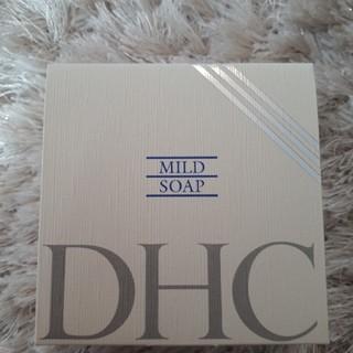 ディーエイチシー(DHC)のDHC マイルドソープ 新品(洗顔料)