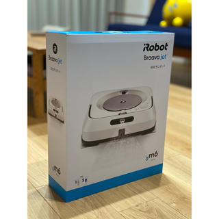 iRobot - 【新品未開封】アイロボット ブラーバジェット m6