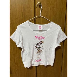 エックスガール(X-girl)のX-girl FALINE BABY TEE(Tシャツ(半袖/袖なし))