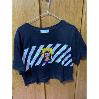 CROPPED TEE(Tシャツ(半袖/袖なし))