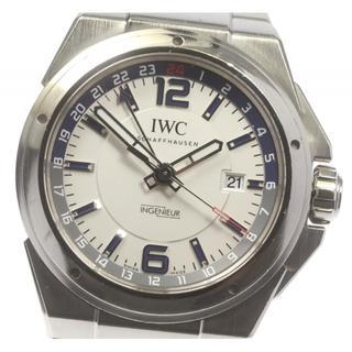 IWC - IWC インヂュニア デュアルタイム  IW324404 メンズ 【中古】