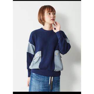 CEPO - cepo ミリタリーセーター