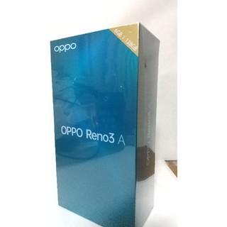 Rakuten - 0311様専用 新品未開封 楽天 OPPO Reno3 A SIMフリー ブラッ