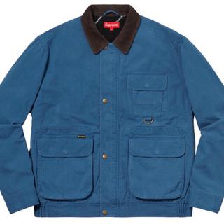 シュプリーム(Supreme)のsupreme field jacket L 18fw シュプリーム(ブルゾン)